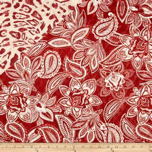 casa sided quilted floral burnt
