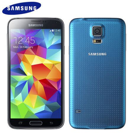 sim  samsung galaxy  mini unlocked blue gb