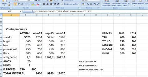 tabla mensual 2016 para el calculo de salarios tabla de sueldos y salarios para calculo de nomina