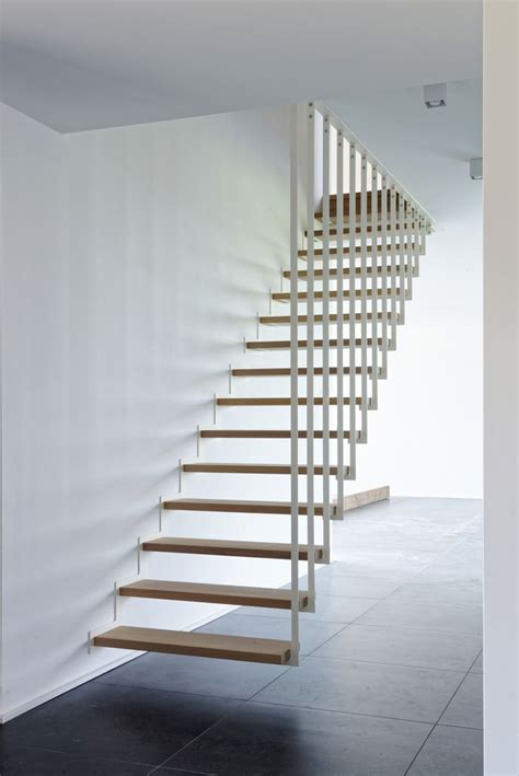 Floating Stairs Design 17 Best Ideas About Floating Stairs On Pinterest Modern Stairs Design Stairs And Modern Staircase