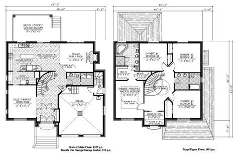 Plan De Maison Gratuit by Plan De Maison Gratuit