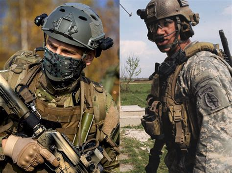 us special operations 18 photos showing how eerily similar russian and us