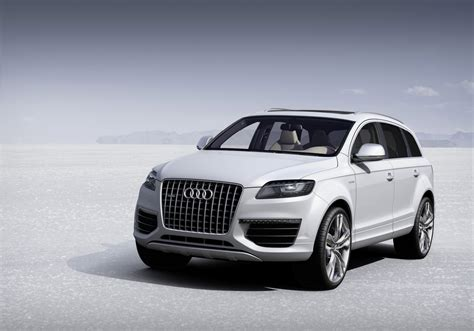 Audi Q7 V12 Tuning by Audi Q7 V12 Tdi Sports Modified Cars