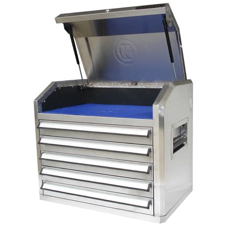 Kobalt 2 Drawer Tool Box by Shop Kobalt 23 2 In X 27 In 5 Drawer Tool Chest Silver