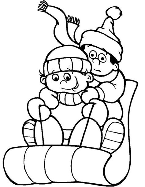 winter themed coloring pages murderthestout