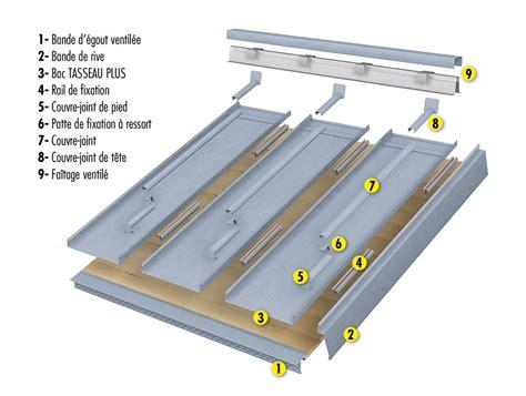 prix toiture bac acier 3295 bac acier imitation zinc great problme avec plaque bac