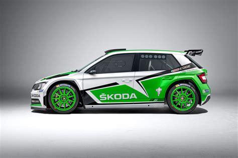 Rallye Auto R5 by Fabia R5 Rally Car Rajd 243 Wka Warta Milion Autoblog