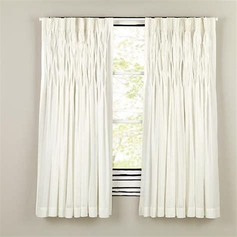 Bright White Curtains Antique Chic Curtain Panels White These Panels Are Beautiful In Person They Are More Of A