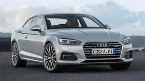 all new audi cars cars new audi a5 coupe revealed at last francais