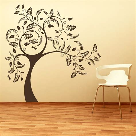 wall template stencils large family tree wall stencil wesharepics