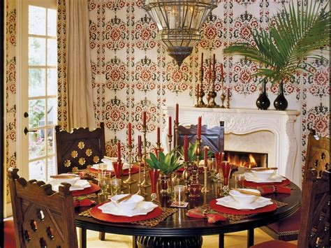 Louis Philippe Dining Room by Million Dollar Decorator Martyn Lawrence Bullard Spills