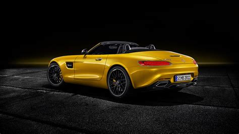 2019 Mercedes Amg Gt by 2019 Mercedes Amg Gt S Roadster Wallpapers Hd Images