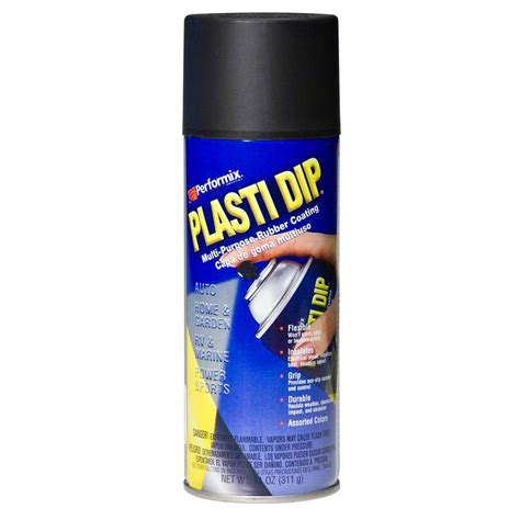 plasti dip 11 oz black plasti dip 11203 6 the home depot