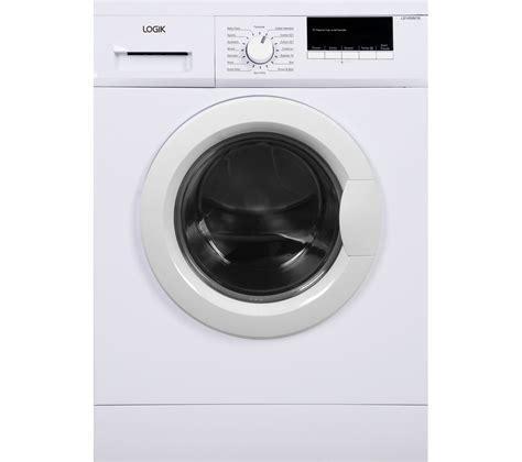 washing machine buy logik l814wm16 washing machine white free delivery currys