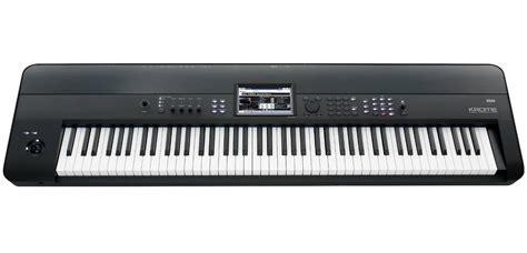 swing synth korg krome 88 key synthesizer workstation swing city music