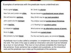 sentences for nouns boxfirepress