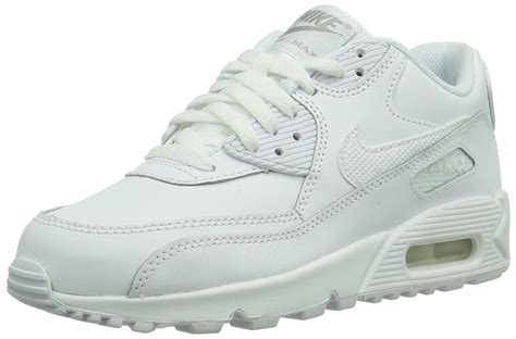 amazon nike amazon com nike air max 90 gs white big kids running