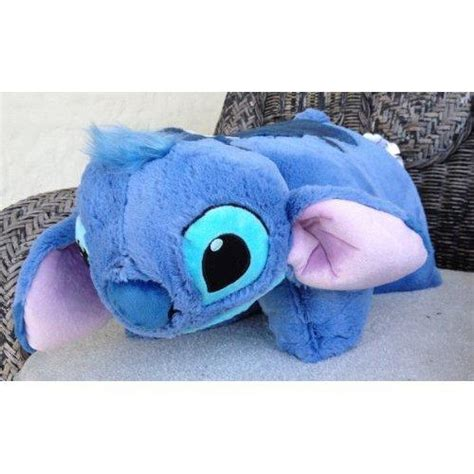 Stich Pillow by Disney Stitch Pillow Pal Pet Plush Doll From Epic