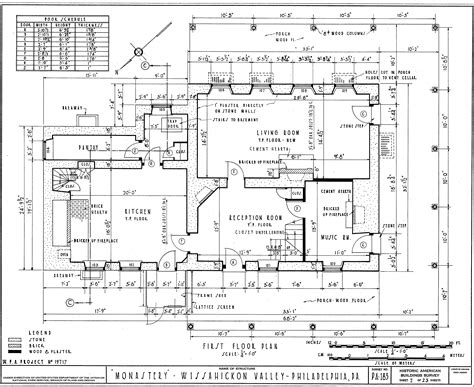 Floor Plans With Photos - file monastery floor plan jpg wikimedia commons