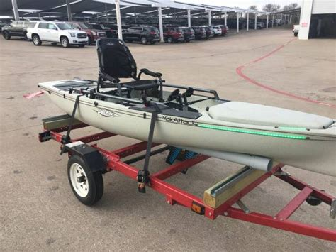 boat trailers for sale dallas tx 2016 hobie pro angler 14 kayak with trailer 3500
