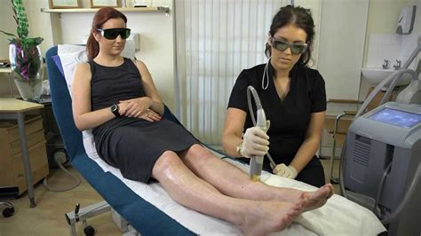 ipl hair removal clinic cutera coolglide laser hair removal patient treatment