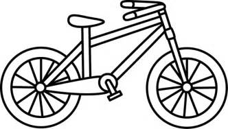 black and white bicycle clip art black and white bicycle