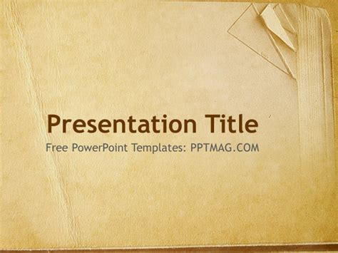 book powerpoint templates free book paper powerpoint template pptmag