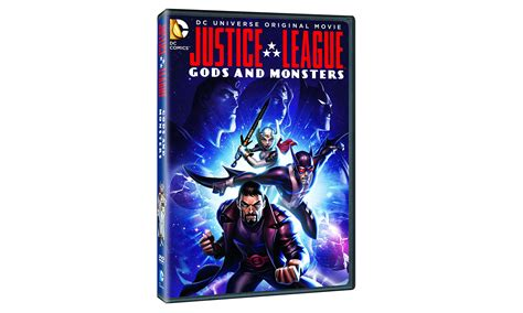 justice league gods and monsters review and roast review justice league gods and monsters dvd gadgetgear nl