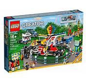 Lego Collezionisti 10244  Giostra Del Luna Park