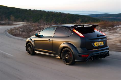 Ford Focus by Ford Focus Rs500 Officially Revealed High Res Photos And