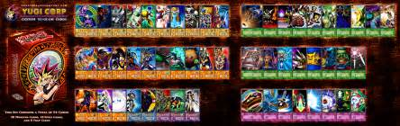 s deck character deck yugi muto by yugicorp on deviantart
