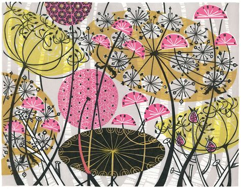 pin by angie zorich on timber frame pinterest on angie lewin spey path iii linocut http www angielewin