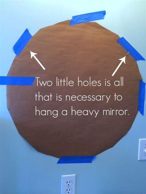 how to hang on wall without damage tip how to hang something heavy with minimal wall damage