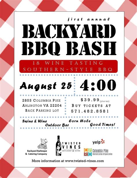 template bbq flyer bbq flyer template word google search bbq pinterest