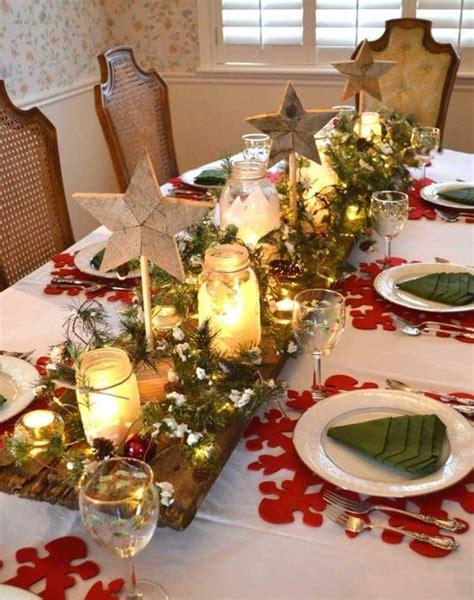 centro tavola natale fai da te bellissimi centrotavola natalizi fai da te 20 idee