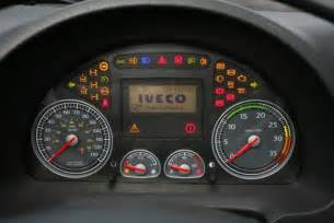 Isuzu Dashboard Warning Lights