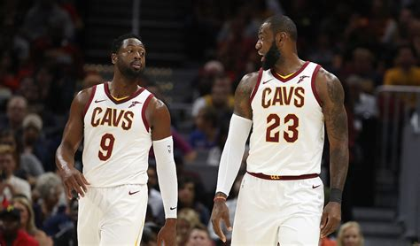 how much does lebron james bench cavs lebron james comments on dwyane wade going to bench