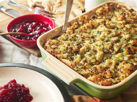thanksgiving turkey dressing recipe classic and sausage or dressing recipe