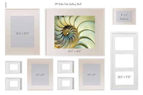 am dolce vita gallery wall need your help