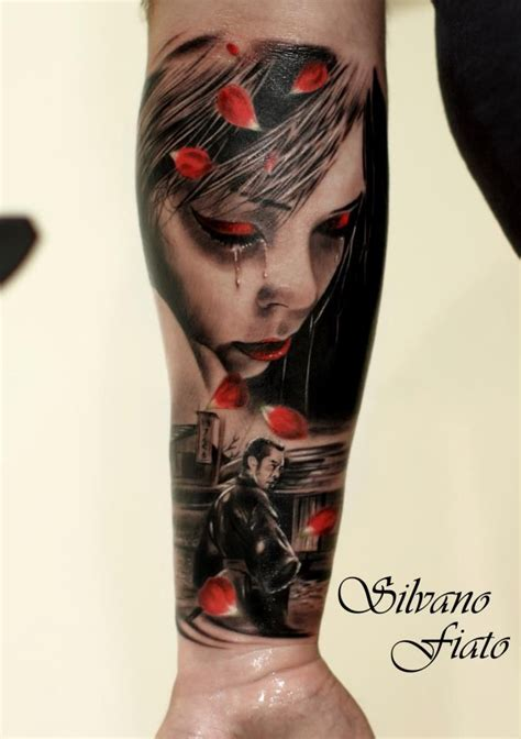 eternal art tattoo by silvano fiato eternal studio in genova