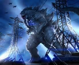 Blind Card Shark Godzilla S Coming To Tokyo By Kaijuduke On Deviantart