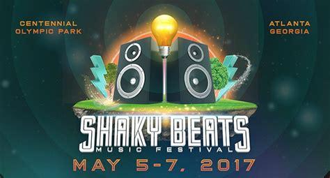 Beats Giveaway 2017 - shaky beats festival 2017 lineup raannt