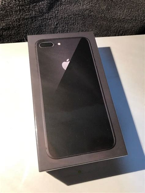 Iphone 8 Plus 256 Space Gray 1 apple iphone 8 plus space grey 256gb sealed factory unlocked in sheffield south