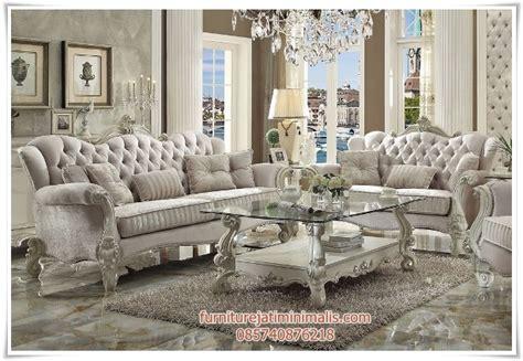 Sofa Set Ruang Tamu sofa ruang tamu mewah leonie sofa tamu sofa ruang tamu