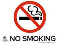 no smoking signage requirements scotland tobacco signage sa health