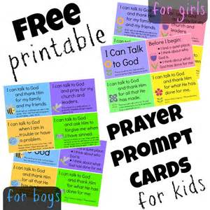 free printable prayer prompt cards for kids meet penny