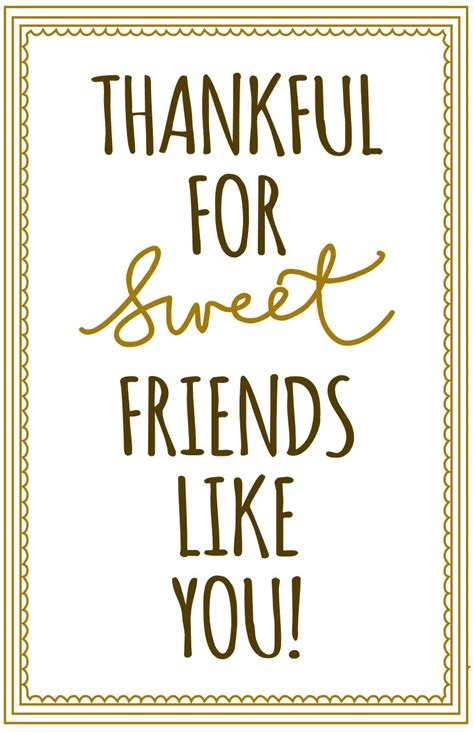 thankful for you quotes grateful for friends quotes quotesgram