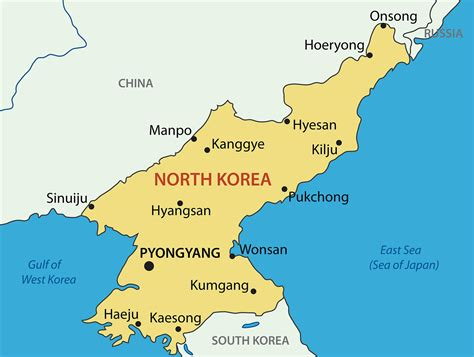 map usa korea korea map blank political korea map with cities