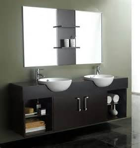 Modern Unique Bathroom Vanities Dressing Up A Modern Bathroom Vanity With A Unique