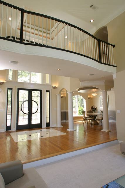 What Is A Foyer In A Home View Of Foyer And Dining Room Of Laurie House Plan